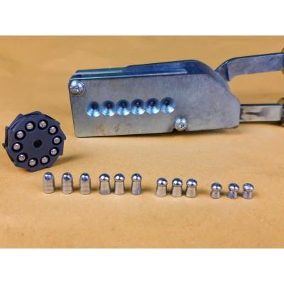 Coquilha chumbinho 5,5mm - 4 modelos em 1