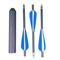 """Kit Airbow para PCPs com rosca de 1/2"""" UNF com 3 Setas"""