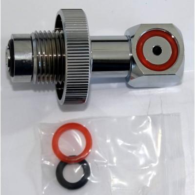 Adaptador de ajuste de torneira DIN para YOKE - Adaptador
