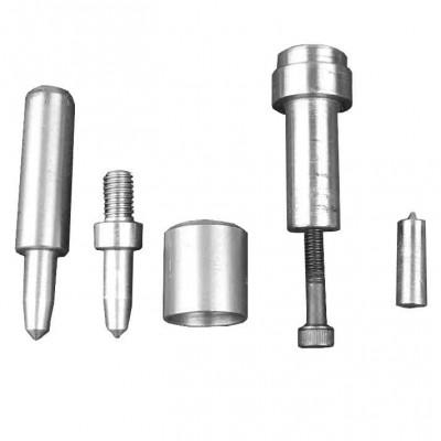 Forma para Prensa de Confecção de Chumbinhos Artesanais 5.5mm
