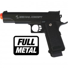 Pistola Airsoft Colt 1911 Rail Concept - 6mm - Spring - Full Metal