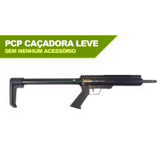 Carabina de pressão PCP Caçadora  Leve Básica 5,5mm