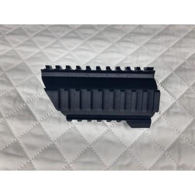 Handguard em ABS para Supressor Sobrecano Caçadora