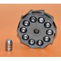 Chumbinho Brutus 34 HP calibre 5.53mm - 55 un