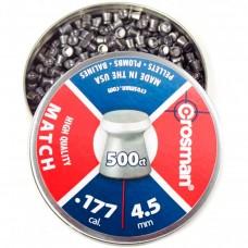 Chumbinho Crosman Match 4,5mm 500 Unidades