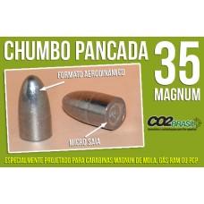 Chumbinho Pancada 35 Magnum calibre 5.53mm - 110 un