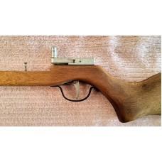 Coronha e gatilho para Estilingue Rifle de Caça e Pesca